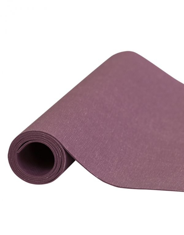 Sun Yoga Mat Plum Purple