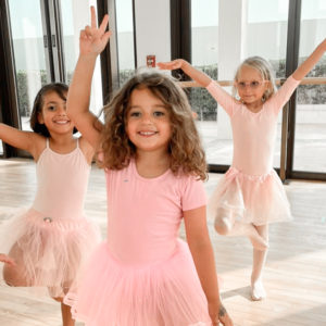 Kids Ballet Dance Class saadiyat island abu dhabi uae