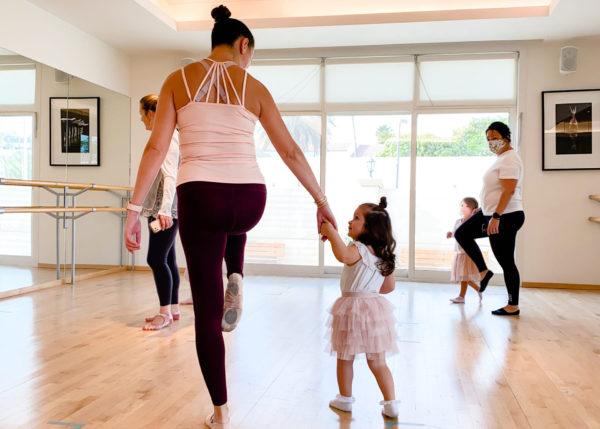 Kids Ballet baby ballet Class saadiyat island abu dhabi uae