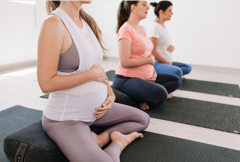 prenatal yoga in abu dhabi uae